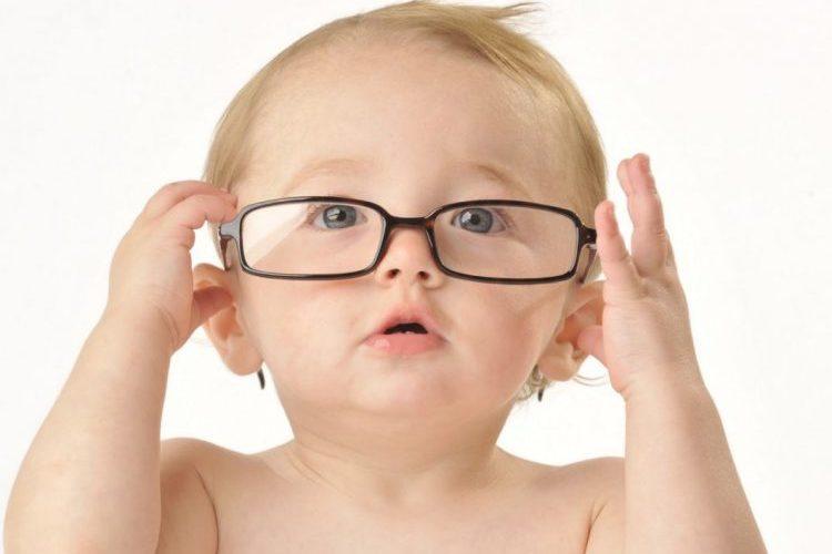 Врожденная близорукость у ребенка