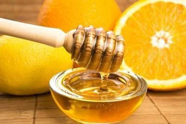 Настой меда и лимона