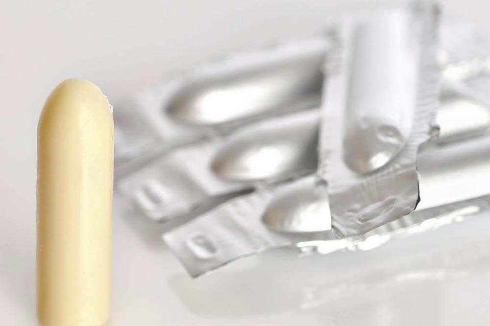 Свечи от молочницы