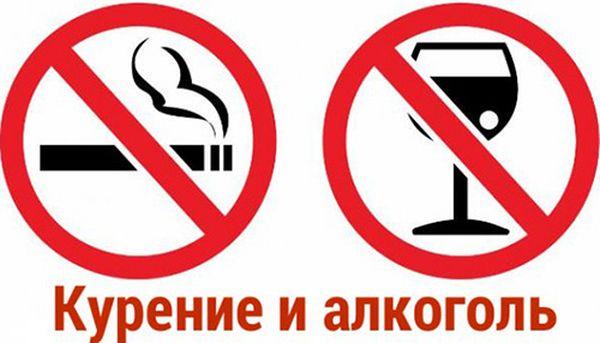 Курение и алкоголь при подагре