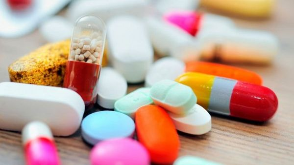 грыжа и таблетки
